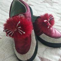Туфли для девочки 27-28