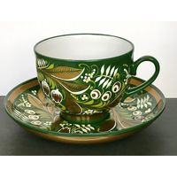 Чайная пара (керамика)