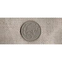 Намибия 10 центов 1993/(En)