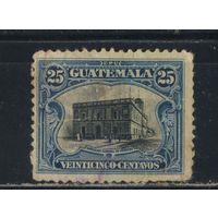 Гватемала 1911 Вып Национальные символы Почта Стандарт #136