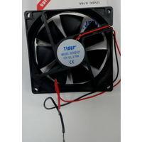 Вентилятор RQD 9225MS 12VDC  0.16A (92x92x25)