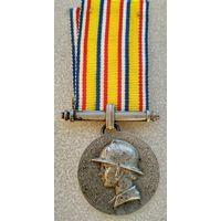 Почётная медаль Пожарных, Франция, 15лет выслуги.