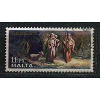 Рождество. Мальта. 1977