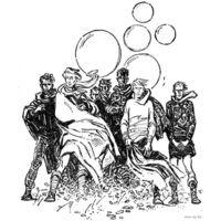 Куплю книги с рисунками Льва Рубинштейна. Фантастика.