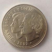 Испания 12 евро 2002г