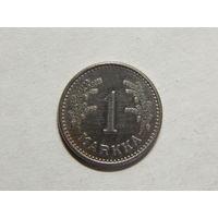 Финляндия 1 марка 1928г