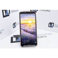 """Черный 5.7"""" Honor 7C AUM-L41 (х8, 3Gb ОЗУ, 32Gb, двойная камера). Гарантия"""