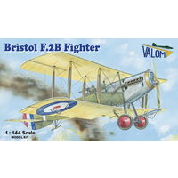 Bristol F2B Fighter (contains 2 kit)  1/144 Valom 14415