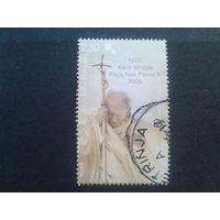 Хорватия 2005 визит Папы