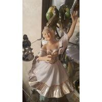 Балерина позолота Унтервайсбах