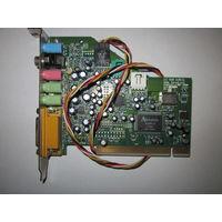 Звуковая карта. Vortex AU8810 PCI