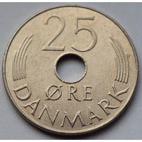 Дания, 25 эре 1983 г.