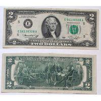2 доллара США, 1976 E