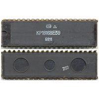 КР1816ВЕ39 - микроконтроллер (DIP-40)