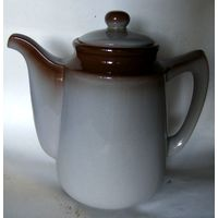 Чайник-заварник, керамика, СССР, Радашковичи