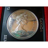 1 доллар 1972 Канада.