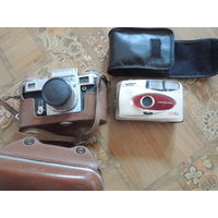 Фотоаппарат. фотоаппараты 2 шт