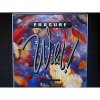 ERASURE - Wild ! 89 Mute England EX/EX
