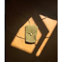Плетёный рюкзак ручной работы из Капри, Италия