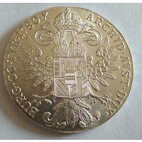 Мария Тереза талер 1780 рестрайк