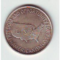 США. 1/2 доллара 1952 г. - состояние ! - цена снижена !