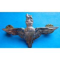 Знак парашютного  полка Великобритании.