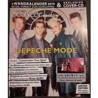 DEPECHE MODE настенный календарь 2019 журнал Sonic Seducer Германия
