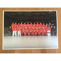 Фото Хоккей Беларусь 2014