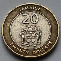 Ямайка, 20 долларов 2000 г.