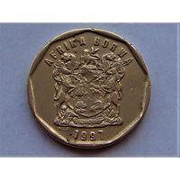 ЮАР 50 центов 1997