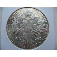Австрия 1 талер 1780 г. Мария Терезия (юбилейная) серебро