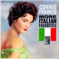 Connie Francis, More Italian Favorites, LP 1960