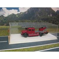 Модель пожарного автомобиля (Brekina) 2. Масштаб HO-1:87.