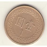 1 доллар 1987 г