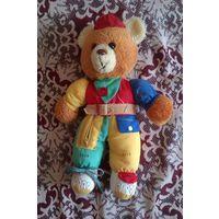 Мишка. Медведь. Развивающая мягкая игрушка (Германия)
