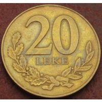 4683:  20 лек 2000 Албания