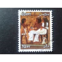 Египет 2002 искусство