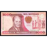 Мозамбик / MOZAMBIQUE_16.06.1991_1.000 Meticais_P#135_UNC