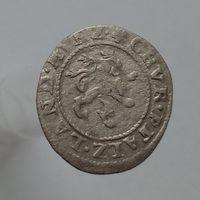 Пфальц-Сульбах 1 крейцер, 1740 г. Германия! Редкая монета, в редчайшей сохранности!!! Серебро! Всего лишь с  1 рубля!!! Без МЦ!!! 100% оригинал!!!