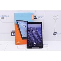 """Черный 8"""" Lenovo Tab 4 8 TB-8304F1 16GB (х4, 1Gb ОЗУ, 1280 x 800). Гарантия"""