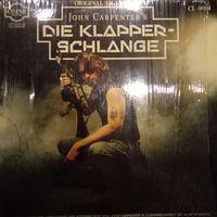 John Carpenter's /Die Klapper-Schlange/1989, Celine, Germany, LP, NM
