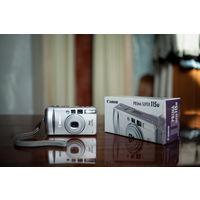 Пленочный фотоаппарат canon prima super 115u