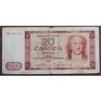Германия, 20 марок 1964 год