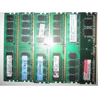 DDR2 шесть планок