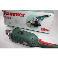 Угловая шлифовальная машина Hammer Flex USM2400D, гарантия до 22.08.2024