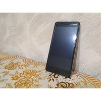 Nokia 6 Android, экран 5.5 оригинал в идеале 3/32 гиг (матовый черный)проц Snapdragon 430/ 2 SIM без проблем/стекло на экране
