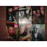 Журнал Jazz-Квадрат N (27)-(32), 2000