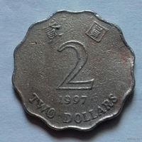 2 доллара, Гонконг 1997 г.