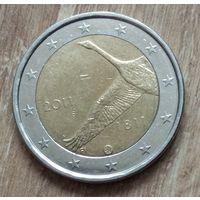 2 евро 2011 Финляндия