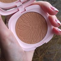 Бронзер Kiko Waterflower Magic Bronzer 01 Warm Honey